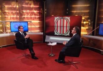 VÍDEO: Entrevista a Artur Mas