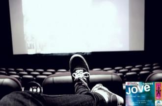 Aprofita els vals del Carnet Jove per anar al cinema! A què esperes?