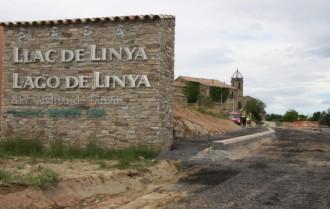 Urbanisme desqualifica els terrenys de la urbanització de luxe Llac de Linya de Navès i prohibeix l'ús residencial