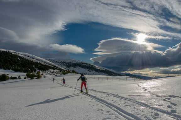 La Molina-Vallter Skimarathon