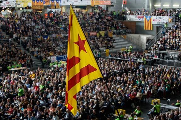 Assemblea General de l'ANC a Lleida