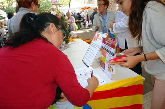 El Llibre Gegant torna al Passeig per Sant Jordi