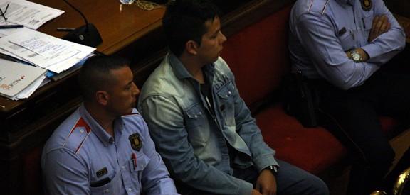 L'acusat de matar el policia Edouard Guillem declara que va ser un accident