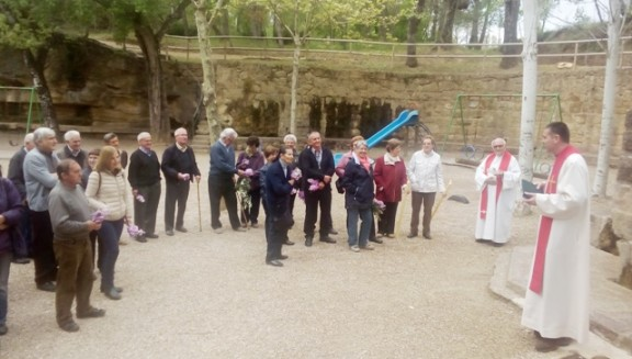 La Mare de la Font celebra la primavera amb l'aplec de Sant Pere Màrtir