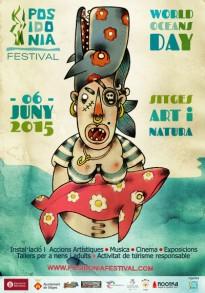 Vés a: Posidonia Festival Sitges 2015 es presenta el 9 de maig al Clean-Up Day