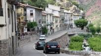 Vés a: La pluja estronca la via principal del Ripollès