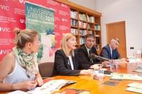 La Universitat d'Estiu de la UVic-UCC programa 51 activitats a 16 localitats