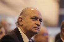 El ministre d'Interior, Jorge Fernández Díaz, de campanya per Balaguer