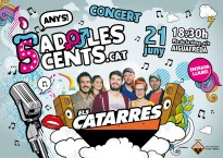 Adolescents.cat regala un concert d'Els Catarres a tots els seus seguidors