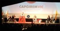 Vés a: Vídeo: El moment final de David Fernàndez al gran acte de la CUP a Vic