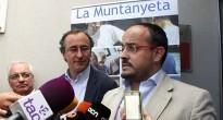 Alonso rebutja la relació entre l'avaria a Rodalies amb la independència