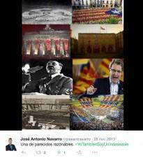 L'alcaldable de C's a Canovelles compara Artur Mas amb Hitler