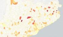 Vés a: MAPA: El vot a la CUP, municipi a municipi
