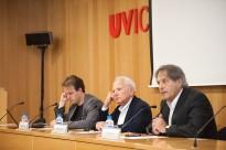 La UVic-UCC ret un homenatge al productor de cinema Marin Karmitz