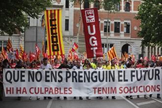 Vés a: Tensió interna a CCOO pel referèndum unilateral