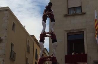 Els Xics de Granollers porten el 2de7 a Figueres, tercera torre de 7 de l'any