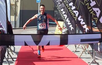 Albert Pujol guanya la Cursa de Sant Amand i repeteix victòria al Campionat del Ripollès