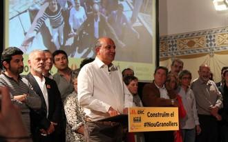 Pep Mur aposta per allunyar Granollers de la «vella política»