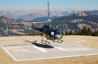 El Govern adequarà l'heliport del Port del Compte