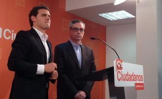 Rivera branda la junta electoral com a eina per impedir l'11-S a la Meridiana