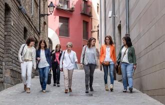 Anna Erra rep el suport d'alcaldesses de CiU