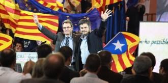 Albert Batet i Montse Vilella, els candidats de CDC a la llista civil pel Sí