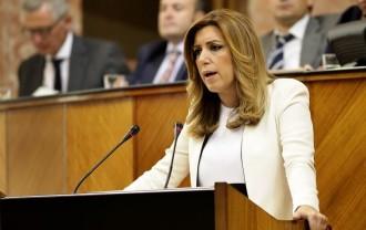 Susana Díaz no supera la investidura en primera votació
