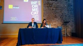 Vés a: La llengua catalana gaudeix de bona salut «allà on l'Estat no intervé»