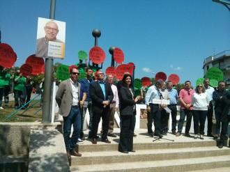 «Escratxe» silenciós de la PAH Baix Montseny a CiU a Sant Celoni