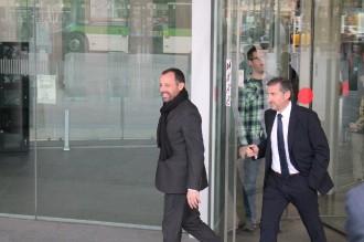 Vés a: Sandro Rosell seguirà a la presó