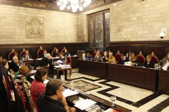 CiU i ERC es disputen les alcaldies del Gironès