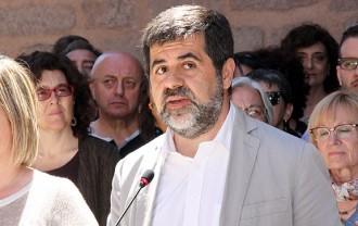 Jordi Sànchez, nou president de l'ANC