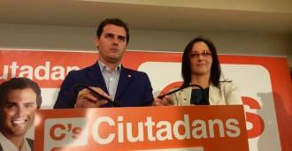 Rivera, convençut que Ciutadans serà decisiu a Lleida
