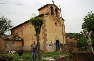 Santa Eulàlia d'Argençola, a Castellnou de Bages