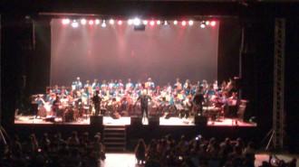 L'Escola Municipal de Música omple de música la Fira de Sant Isidre