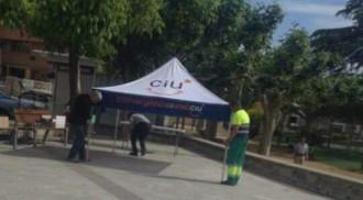 Treballadors de l'Ajuntament de les Borges Blanques, al servei de CiU?