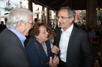 Mayoral reivindica un projecte de ciutat «conegut i reconegut»