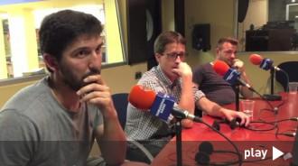 Els caps de colla de Tarragona inauguren el trivial del Toc de Castell