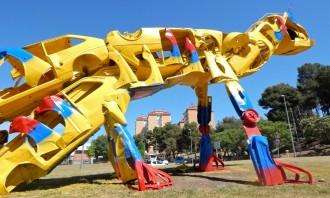 47 escultures que embelleixen carrers de Terrassa, a un clic