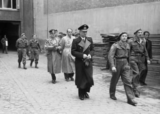 Flensburg, l'últim alè del III Reich