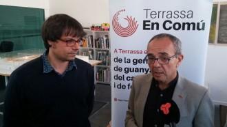 Vés a: «Ticket» Terrassa en Comú-ERC contra el socialista Jordi Ballart