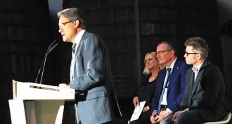 Artur Mas iniciarà la campanya de les espanyoles al Teatre Bartrina de Reus