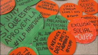 La PAH Baix Montseny nega cap vinculació amb la llista Guanyem Palau