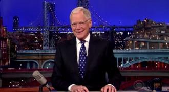 Letterman, el rei dels «late night shows»,  s'acomiada després de 33 anys a la tele