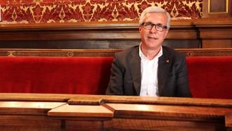 Josep Fèlix Ballesteros (PSC): «No tinc la sensació d'assignatures pendents»