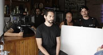 L'actor Paco León dirigeix Carmen Maura a Terrassa
