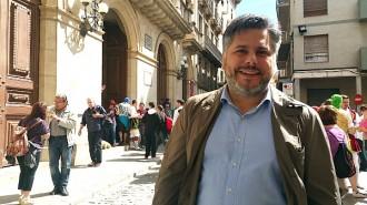 Albert Batet (CiU): «Si diumenge no guanyo no em tornaré a presentar»