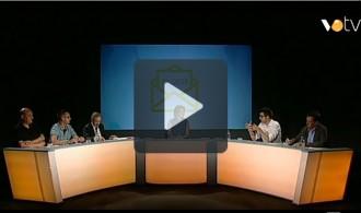 El debat electoral de Granollers