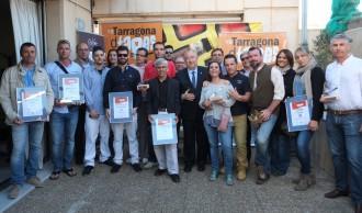 El Xamfrà del Fòrum guanya, de nou, la Forquilla d'Or del Tarragona dTapes