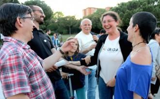 La campanya electoral de Sabadell, en imatges